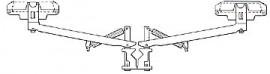 JA150LLW/P: 150 Amp Arm Tandem Collector