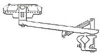 JA150LW/P: 150 Amp Standard Arm Collector