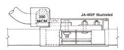 JA400F: 400 Amp Power feed