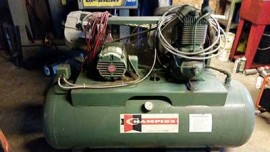Industrial Compressor 575/3/60v