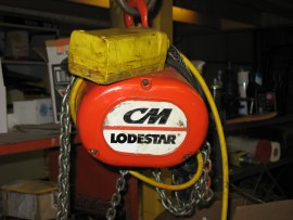 Re-Built CM Lodestar
